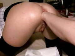 German amateur couple anal fist movies at kilotop.com