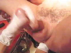 Huge extreme fisting, double fisting, cumshot, huge load videos