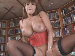 Brunette asian milf gets pounded in amazing pov scene! movies at dailyadult.info