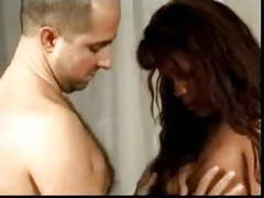 White doctor gives an anal crempie to his black pregnant movies at find-best-panties.com