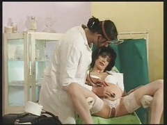 Hungarian pregnant milf by the doctor videos