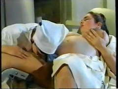 Doctor, nurse and pregnant! retro porn! videos