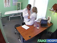 Fakehospital hot nurse rims her way to a raise movies at find-best-ass.com