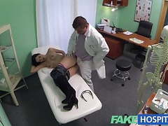 Fakehospital doctors talented digits make milf squirt movies at find-best-videos.com