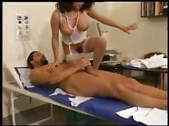 Pretty milf doctor fucks big cock patient movies at freekiloporn.com