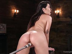 Fuck machines make karlee squirt! movies at find-best-mature.com
