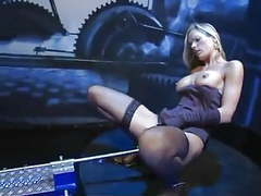 Fucking machines collection 4 movies at find-best-panties.com