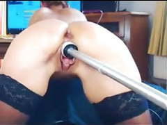 Tonya machine fucked until squirt for coins videos