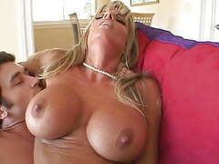 Smoking hot milf banged by a lucky dude videos