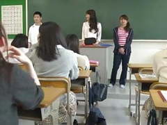 Japanese school from hell with extreme facesitting subtitled movies at kilosex.com
