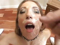 100 facials compilation - part 7 movies at freekilomovies.com
