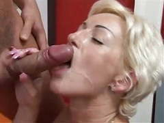Mature facials compilation movies at freekilomovies.com