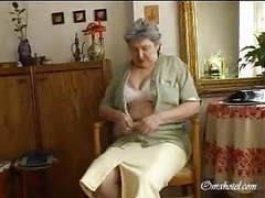Grannies big tits videos