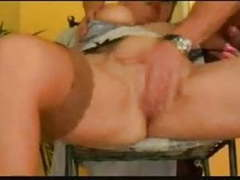 First class mature lady fucked by lucky waiter videos