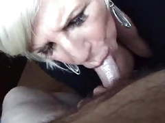 Blonde granny blowjob and breast relief videos