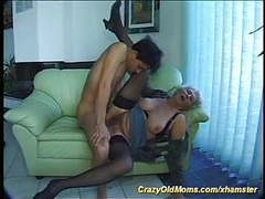 Horny granny needs hard sex videos