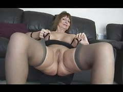Mature busty secretary talks dirty movies at find-best-videos.com