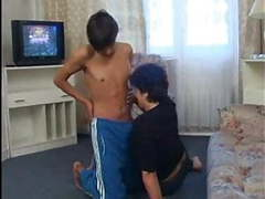 Mature and boy - 1. part 1 videos