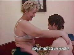 Bbw mature mom seduces sons friend tubes