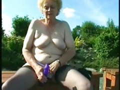 Granny and young gardener videos