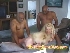 2 grannies fucked in ass and a hand job videos