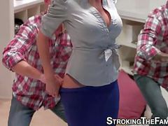 Real milf fucks stepson movies at find-best-babes.com