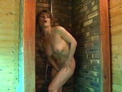 French milf fucked in sauna movies at dailyadult.info