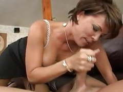 Tom byron fuck hot brunette milf tubes