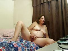 Hairy granny plays for you movies at find-best-mature.com