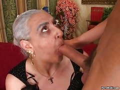 Granny first huge cock anal movies at freekiloporn.com