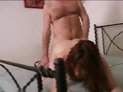 Young wife with father in law home alone videos