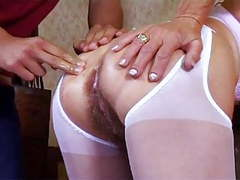 Granny effie hairy ass fuckin' movies at sgirls.net