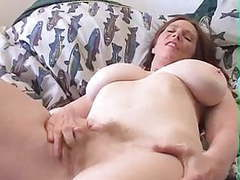 Hairy milf with big boobs solo videos