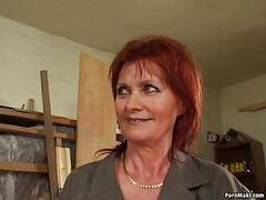 Granny ass fucking videos