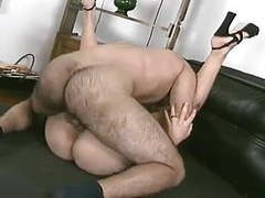 Hot hairy man fuck missionary videos