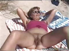 Hairy amateur milf outdoors tubes
