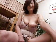 Masturbating japanese gran part2 tubes