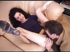 Nice french hairy cunt by troc movies at kilosex.com