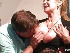 Monster cock step-son seduce hot german mother to fuck movies at find-best-videos.com