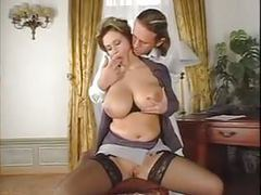 Milf gorgeous big tit euro constance devil movies