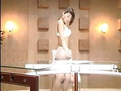 Japanese tv announcer stripping movies at find-best-tits.com