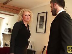 British realtor ass fucked by rough maledom movies at find-best-videos.com