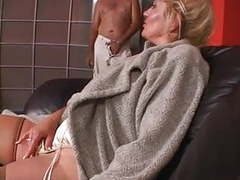 Old chubby chick is fucked hard by stud and gets a rejuvenating facial videos