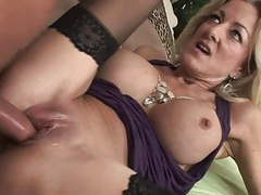 Cougar in stockings want young dick (top mature) videos