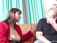 Ehemann wird sein traum wahr und er darf 2 milf ficken movies at dailyadult.info
