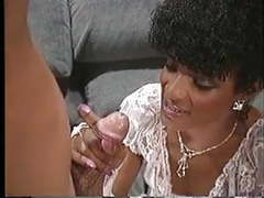 White guy drills sexy angel kelly on a couch videos