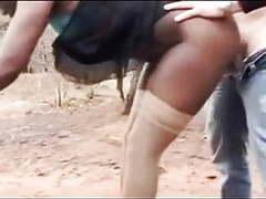 African hooker satisfies german movies at nastyadult.info