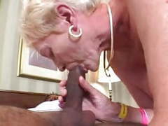 Granny loves younger dark cock movies