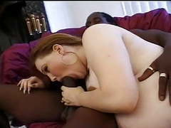 Pregnant babe takes black cock in ass videos