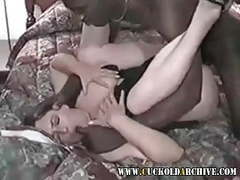 Cuckold milf slut sucking and fucking big black cock movies at find-best-tits.com